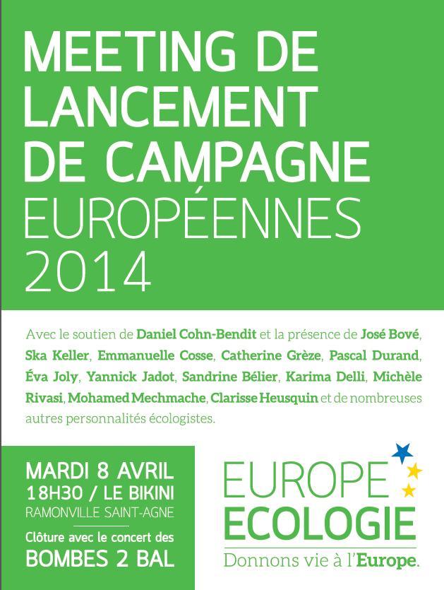 affiches européennes